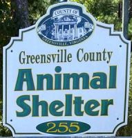 Greensvile County Animal Shelter, VA